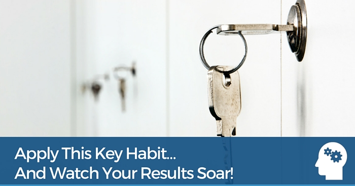 The Key Habit Of Successful Property Investors