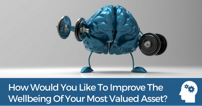 How Would You Like To Improve The Wellbeing Of Your Most Valued Asset?
