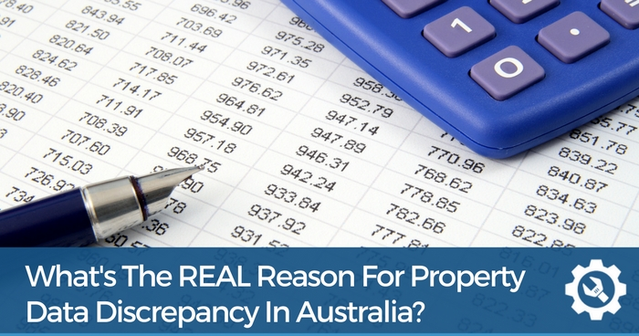 What's The Real Reason For Property Data Discrepancy In Australia?
