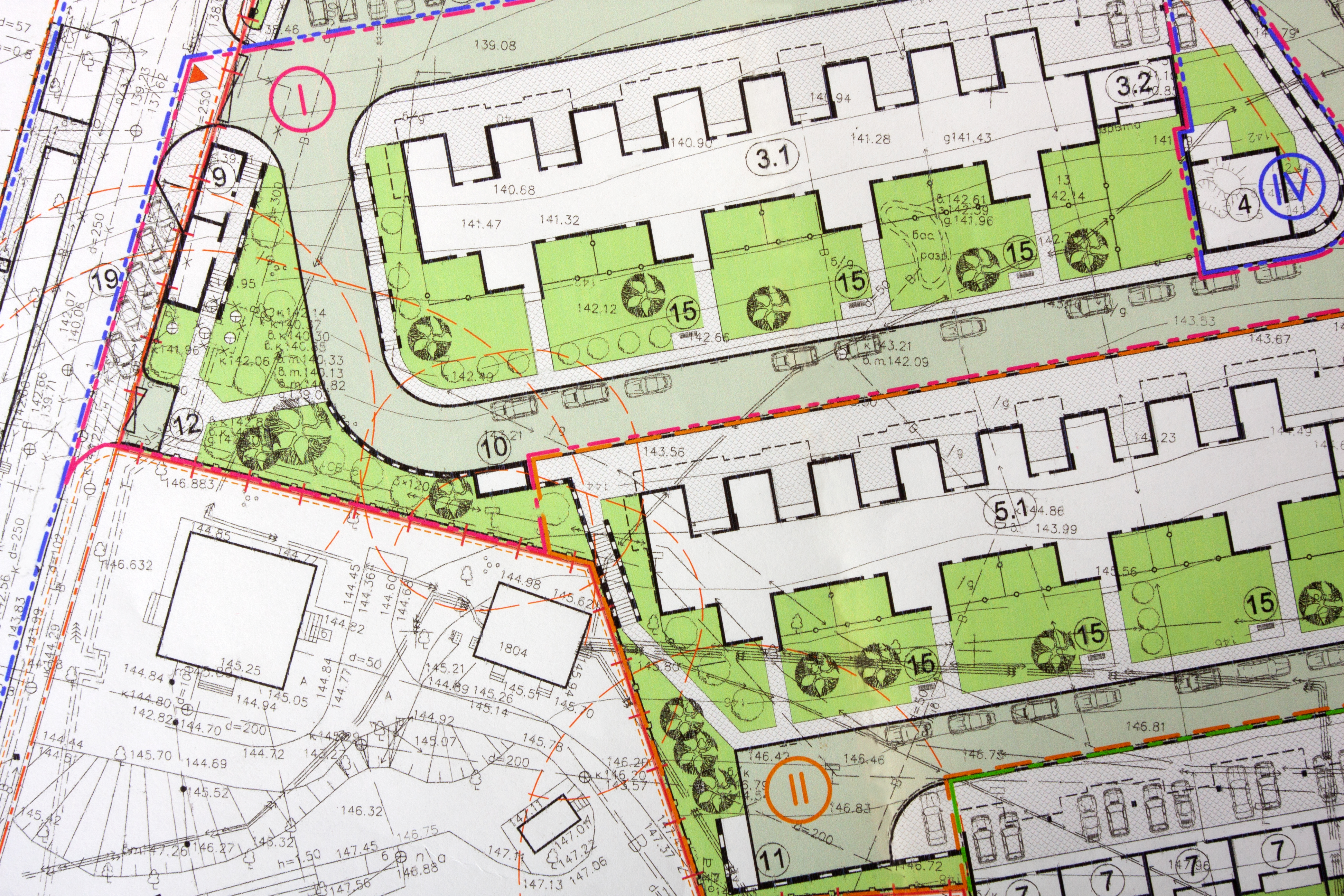 Image of a blueprint - Is subdivision the Right Property Investing Strategy For You.jpg