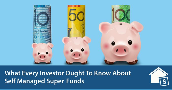 What Every Investor Ought To Know About Self Managed Super-Funds